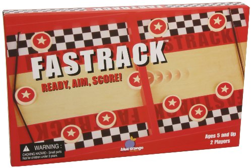 Blue Orange Fastrack Game (Orange Border Check)
