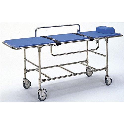 日進医療器 施設用家具備品 浴室用ストレッチャー 固定式 TY222ESS TY222ESS B07D1L4YQM