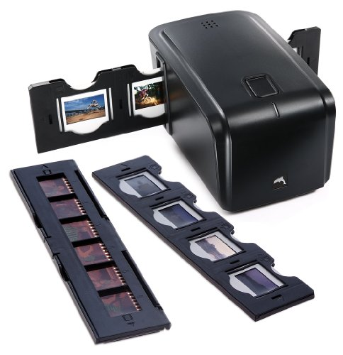 Pacific Image Electronics MemorEase Plus Film and Slide Scanner for Camera by Pacific Image Electronics