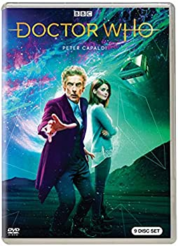 Doctor Who: The Peter Capaldi Collection on DVD