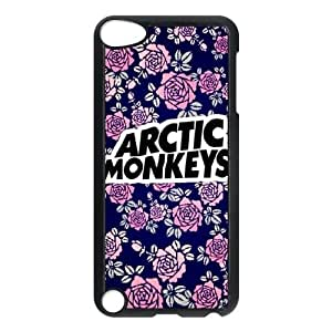 Ipod Touch 5 2D Custom Hard Back Durable Phone Case with arctic monkeys Image