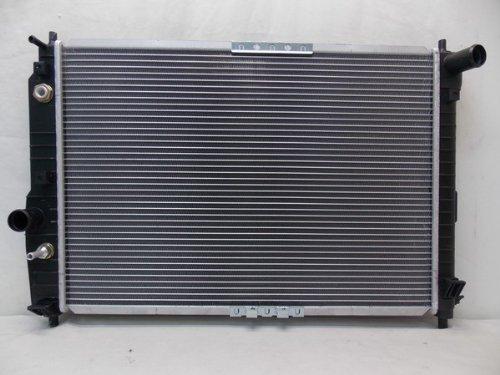 2005 chevy aveo radiator - 3