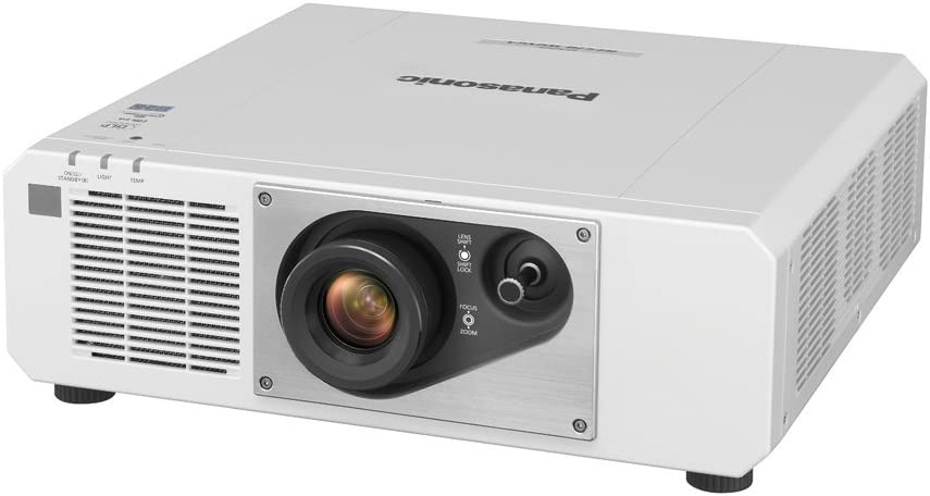 Panasonic PT-RZ570WE Video - Proyector (5400 lúmenes ANSI, DLP ...
