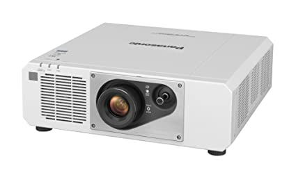 Panasonic PT-RZ570WE Video - Proyector (5400 lúmenes ANSI ...