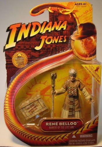"Indiana Jones hasbro Raiders Of The Lost Ark 3.75/"" Action Figure boy toy gift"