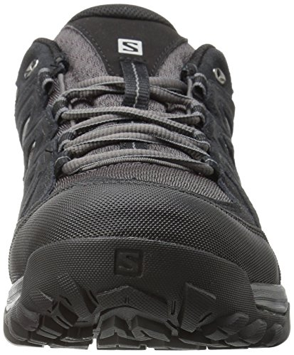 Salomon Men's Evasion 2 Aero Hiking and Multifunction Shoe Black (Black/Magnet/Alloy) pZtAtZ