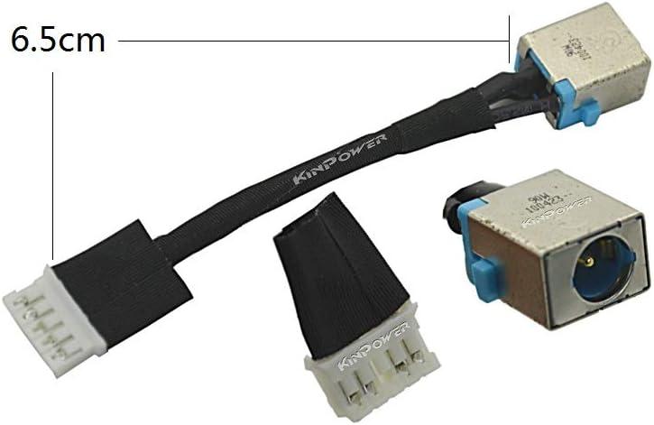 KINPOWER DC Jack Connecteur Alimentation pour PackardBell EasyNote LM81 LM82 LM85 LM86 Model Version 2
