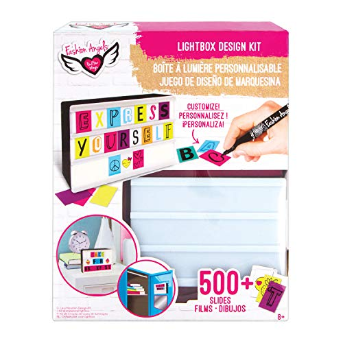 Fashion Angels 12133 Light Box Design Kit, -