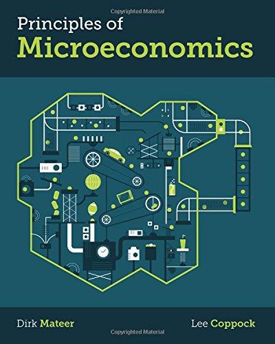 Principles Of Microeconomics Text