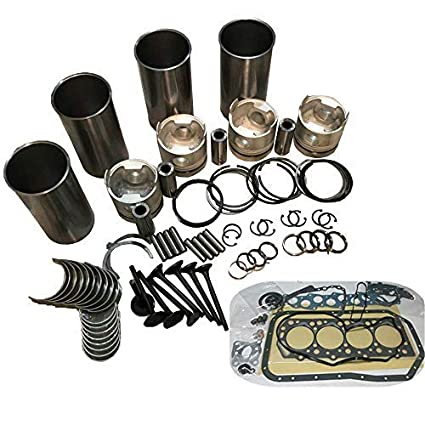 Amazon com: Overhaul Rebuild Kit for John Deere Excavator 80
