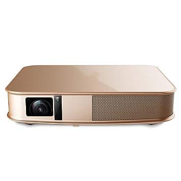 ZYN-RN Proyector H2S Inicio Pequeño 1080P HD Inalámbrico ...