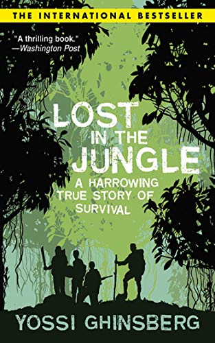 Lost in the Jungle (Secrets of an Overworld Survivor Book 1)