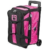 Brunswick Blitz Double Roller Pink Pink/Black