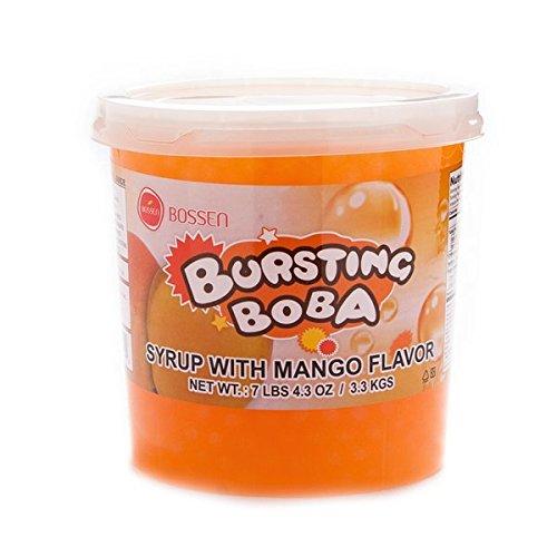 Bursting Popping Boba (7.26lbs) (Mango)