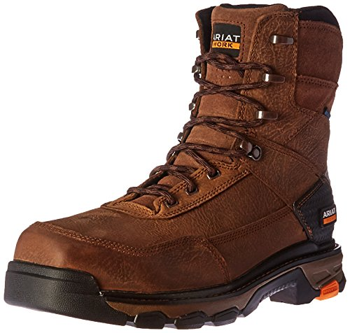 Ariat Lace Up Work Boots - Ariat Work Men's Intrepid 8
