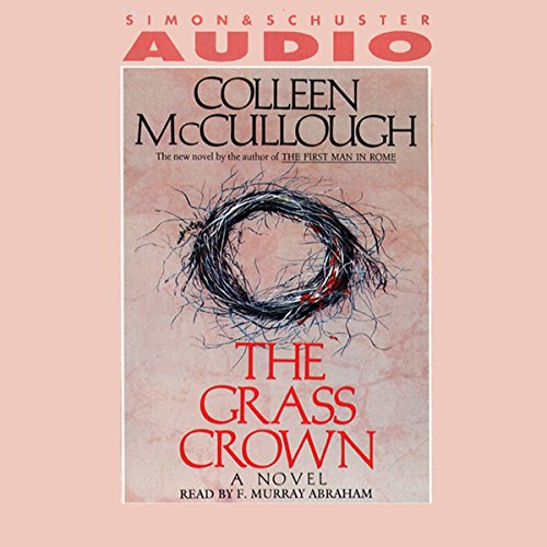 Grass Crown by Simon & Schuster Audio