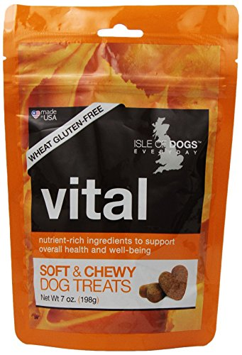 Isle of Dogs Vital Soft Chew Dog Treat, 7-Ounce