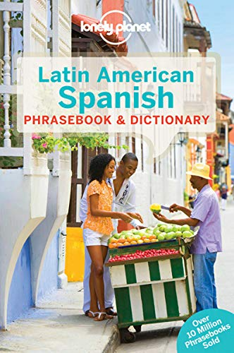Lonely Planet Latin American Spanish Phrasebook & Dictionary...