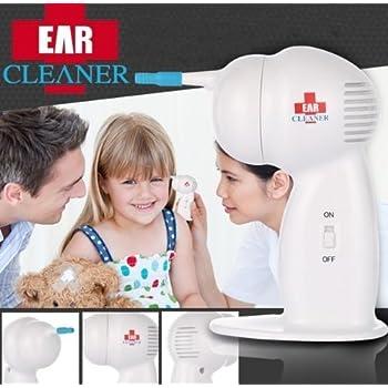 Amazon.com: MILEX As Seen on TV Ear Wax Vac Cordless ... Ear Wax Removal As Seen On Tv