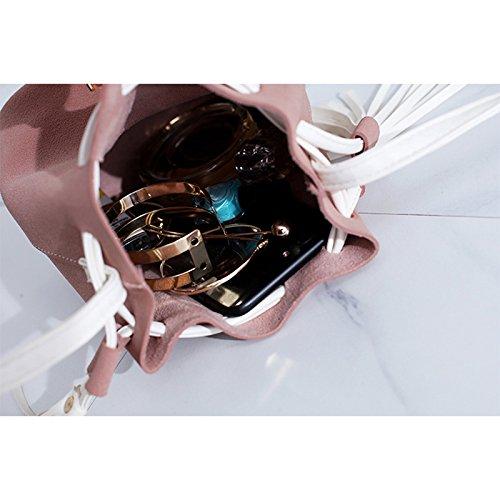 blanc Rose À Blanc L'épaule Pour O40u7yw00a5kp166r8 Porter Femme Sac Outflower ygpw0tqzw
