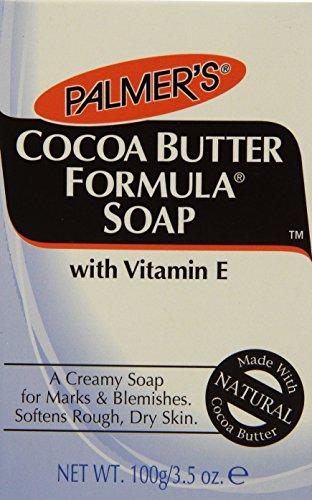 Palmer's Cocoa Butter Formula, Cream Soap Bar with Vitamin E, 3.5 Ounce