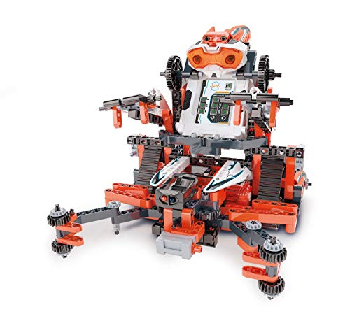 Clementoni Advanced Coding Lab, Educational Robotics Laboratory, Robot Maker PRO, Ages 10 and Up