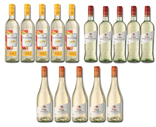 Großes Weißwein Probierpaket (15 x 0.75l)