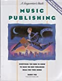 Music Publishing, Randy Poe, 0898794153