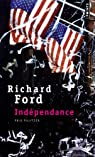 Independance par Richard Ford