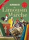Almanach du Limousin et de la Marche 2015 par Bardon
