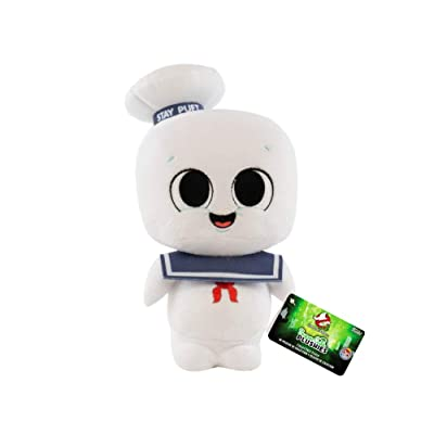 Funko Supercute Plush: Ghostbusters -  Stay Puft, Multicolor: Toys & Games