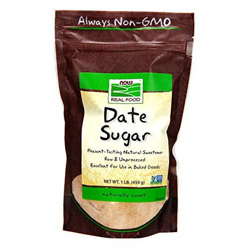 (NOW Foods Date Sugar, 1 lb)