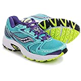 oasis shoes women - Saucony Womens Grid Oasis 2 Running Shoe (9.5 B(M) US, Teal/Blue/Silver)