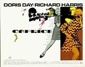 Caprice Poster (27 x 40 Inches - 69cm x 102cm) (1967) Style B