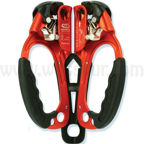 CT Double Handle Ascender by CT Climbing Technology