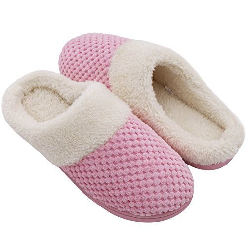 VeraCosy Femme pour Chaussons VeraCosy Chaussons Rose SwCF0qR