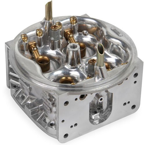 Holley 134-300SA Carburetor Main Body Up-Grade Main Body Parts