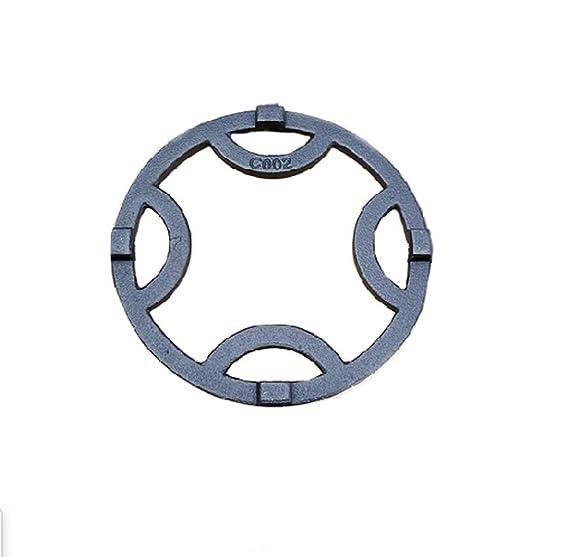 Amazon.com: Soporte de hierro fundido para estufas de cocina ...