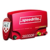 Speedrite 36000RS Remote Fence Energizer, 36 Joule