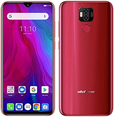 Ulefone Power 6 - Smartphone de 6,3