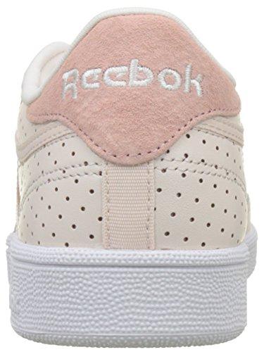 41 85 Club Popped Reebok Sneakers C Perf EU Femme Basses Rosa HcAAnBWwq