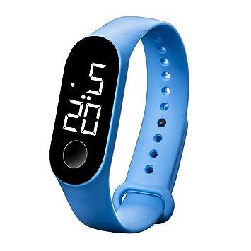 Amazon.com: Guartz Relojes para Hombre Digital Menor 10 ...