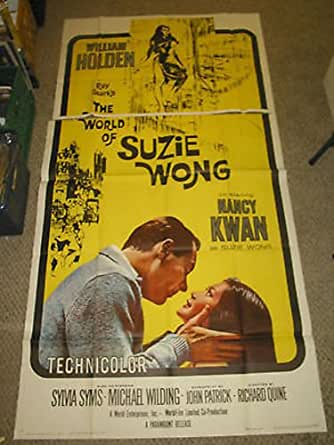 world of suzie wongorig us 3 sheet movie poster nancy
