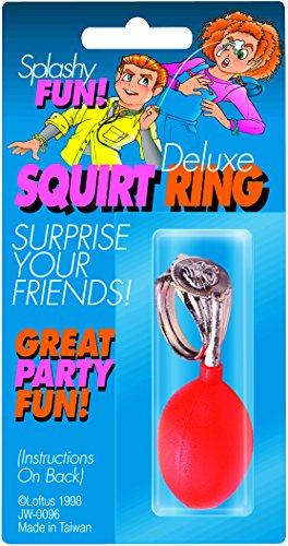 Ring Squirt Joke - Squirt Ring