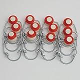 12 Replacement EZ Cap Swing Tops