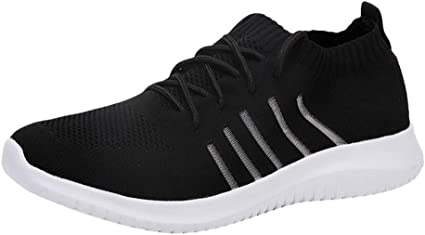 Fashion Men Running Shoes Breathable Shoes Outdoor Sports Sneakers Athletic Ins