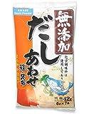 Awase Dashi Powder with No MSG (Bonito and Kelp Soup Stock) [English instructions on the back] 1.48 oz (6 gram x 7…
