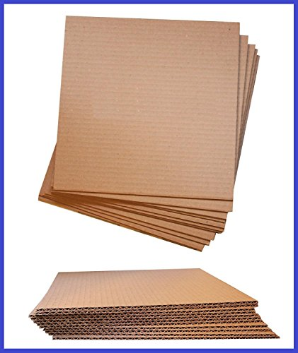 Tape Logic TLSP77 Corrugated Layer Pads, 7 7/8