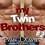 My Twin Brothers 2 : All in the Family, Gay Erotic Stories #8  | Evan J. Xavier