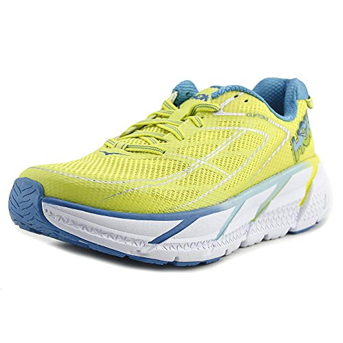 Clifton Donna Zapatillas Blue One Citrus Jewel de Hoka 3 running byf6gY7